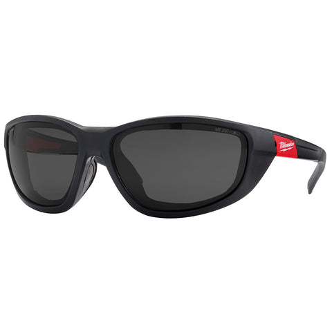 Milwaukee 48-73-2046 Polarized High Performance Safety Glasses with Gasket (Polybag)