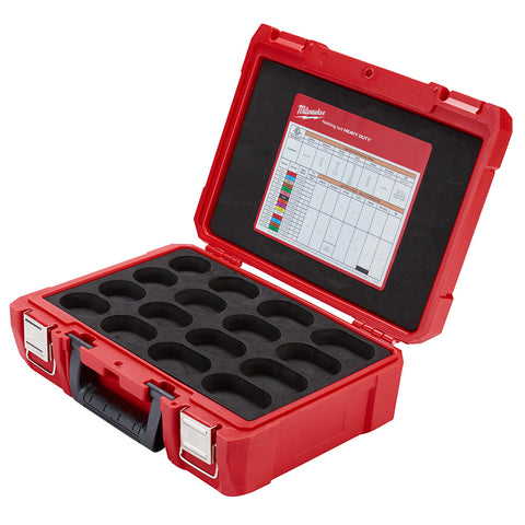 Milwaukee 49-12-CASE Case for EXACT™ 12T U-Style Dies