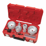 Milwaukee 49-22-4185 28-Piece All Purpose Professional Ice Hardened Hole Saw Kit