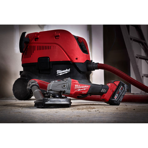 Milwaukee 49 40 6101 Surface Grinding Dust Shroud Red Tool Store