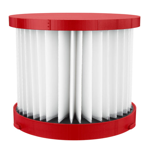 Milwaukee 49-90-1900 Hepa Filter For Wet/Dry Vac 0780-20 Or 0880-20