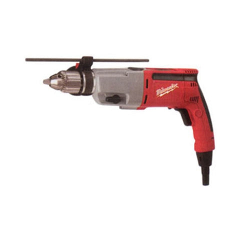 "Milwaukee 5387-22 1/2"" Keyed Chuck Hammer-Drill w/ Bit Set"
