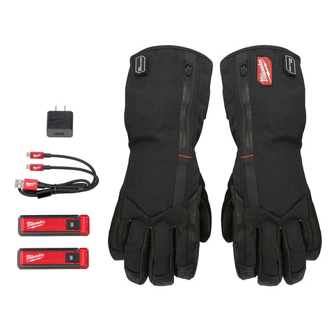 Milwaukee 561-21XL  REDLITHIUM USB Heated Gloves XL