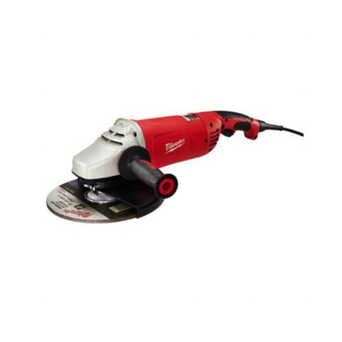 "Milwaukee 6089-30 7/9"" Grinder 15AMP Lock-On 4.2 HP 120V"