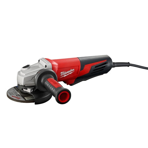 "Milwaukee 6117-30 13 Amp 5"" Small Angle Grinder Paddle, Lock-On"