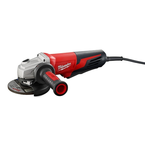 "Milwaukee 6117-31 13 Amp 5"" Small Angle Grinder Paddle, No-Lock"