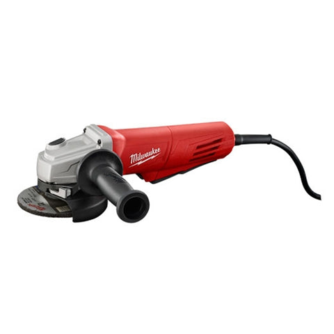 "Milwaukee 6147-30 11 Amp 4-1/2"" Small Angle Grinder Paddle, Lock-On"
