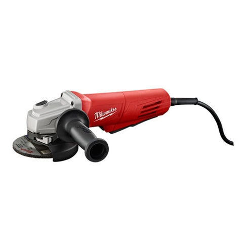 "Milwaukee 6147-31 11 Amp 4-1/2"" Small Angle Grinder Paddle, No-Lock"