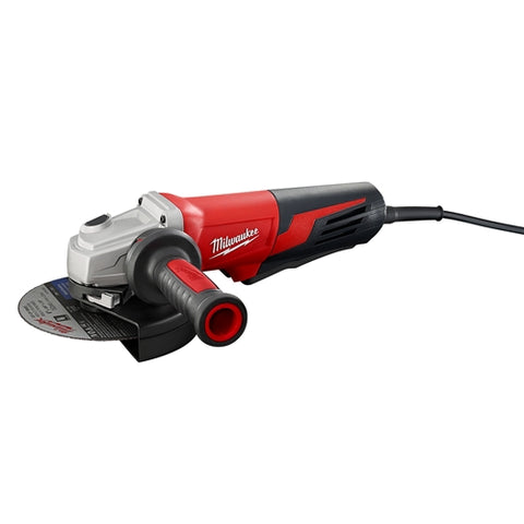 "Milwaukee 6161-30 13 Amp 6"" Small Angle Grinder Paddle, Lock-On"