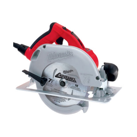 "Milwaukee 6394-21 7-1/4"" Circular Saw with Quik-Lok Cord, Brake and Case"