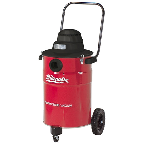 Milwaukee 8955 10 Gal. 8 Amp Steel Tank Wet/Dry Vacuum