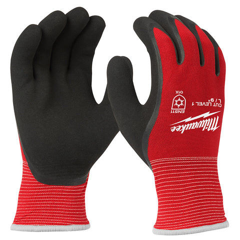 Milwaukee 48-22-8911 Cut Level 1 Insulated Gloves - M