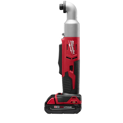 "Milwaukee 2667-21CT M18  2-Speed 1/4"" Right Angle Impact Driver - 1CT Kit"