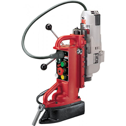 Milwaukee 4209-1 Electromagnetic Drill Press 4292-1 and 4203 Base
