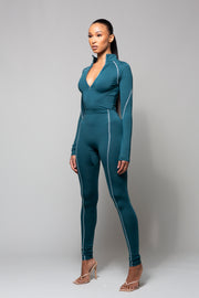KNOX - TEAL REVERSIBLE TWO PIECE SET