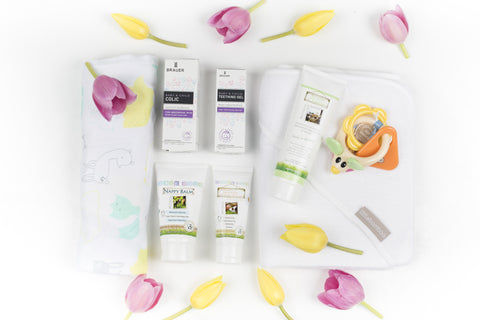 Unique New Mum and Baby Care Package gift