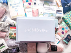New Feel Better Box Branded Boxes