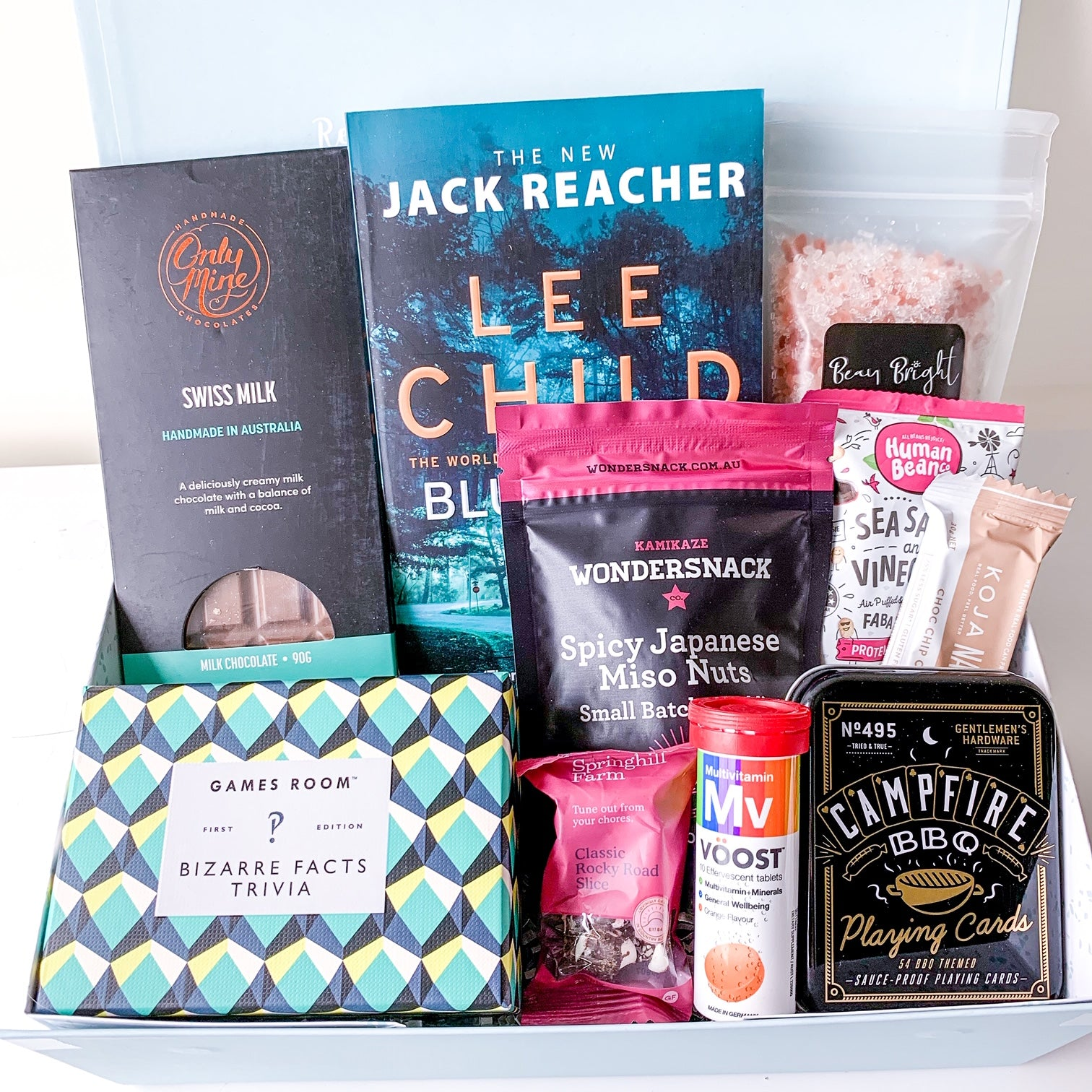 Get Well Soon Care Package For Man Express Post Always Feel Better Box