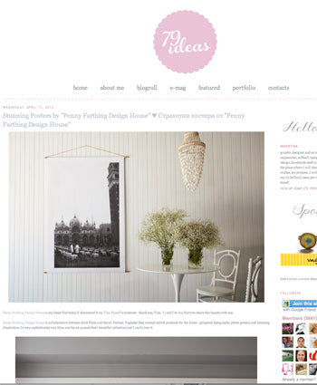 Penny Farthing Design House on 79 ideas