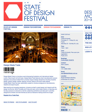 Penny Farthing Design House on State of Design
