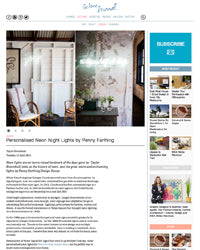 Penny Farthing Design House on The Home Journal
