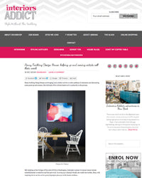 Penny Farthing Design House on The Interiors Addict
