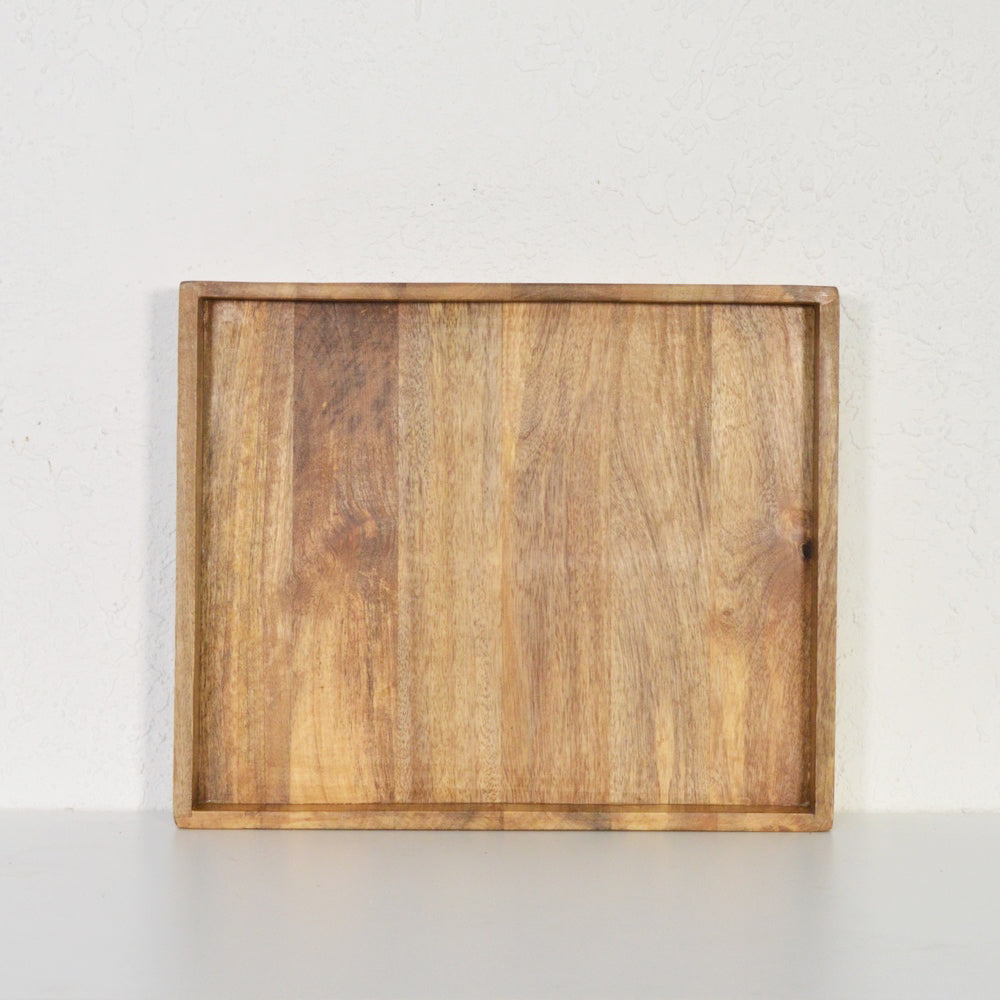 Rectangular Natural Tray