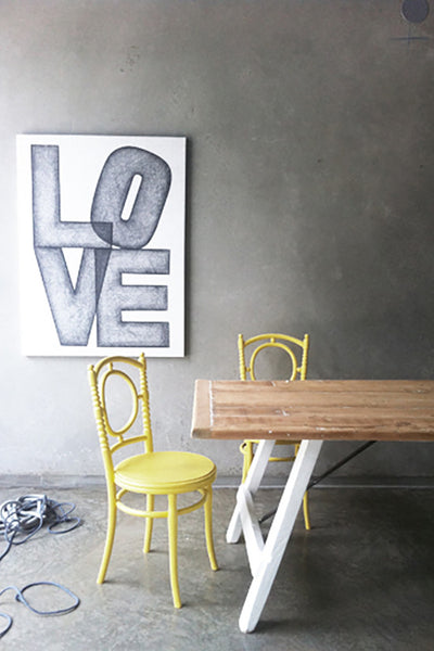 Love - Penny Farthing Design House - 1