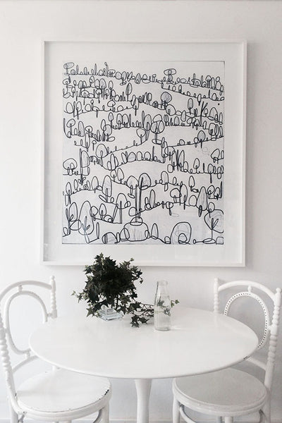 Scribbletrees - Penny Farthing Design House - 1