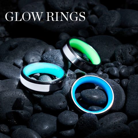 set inch blue car kit glow lighting itm rings speaker neon subwoofer