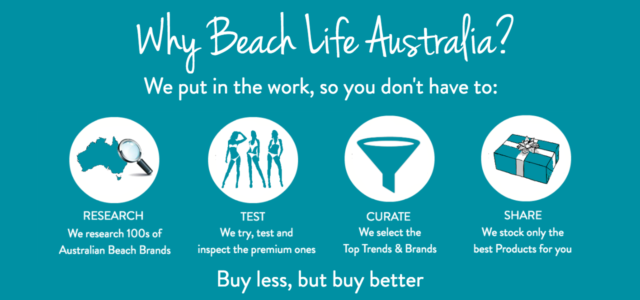 Why choose Beach Life Australia?