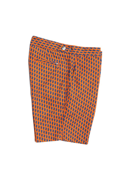 Huck 5   Seafern Orange