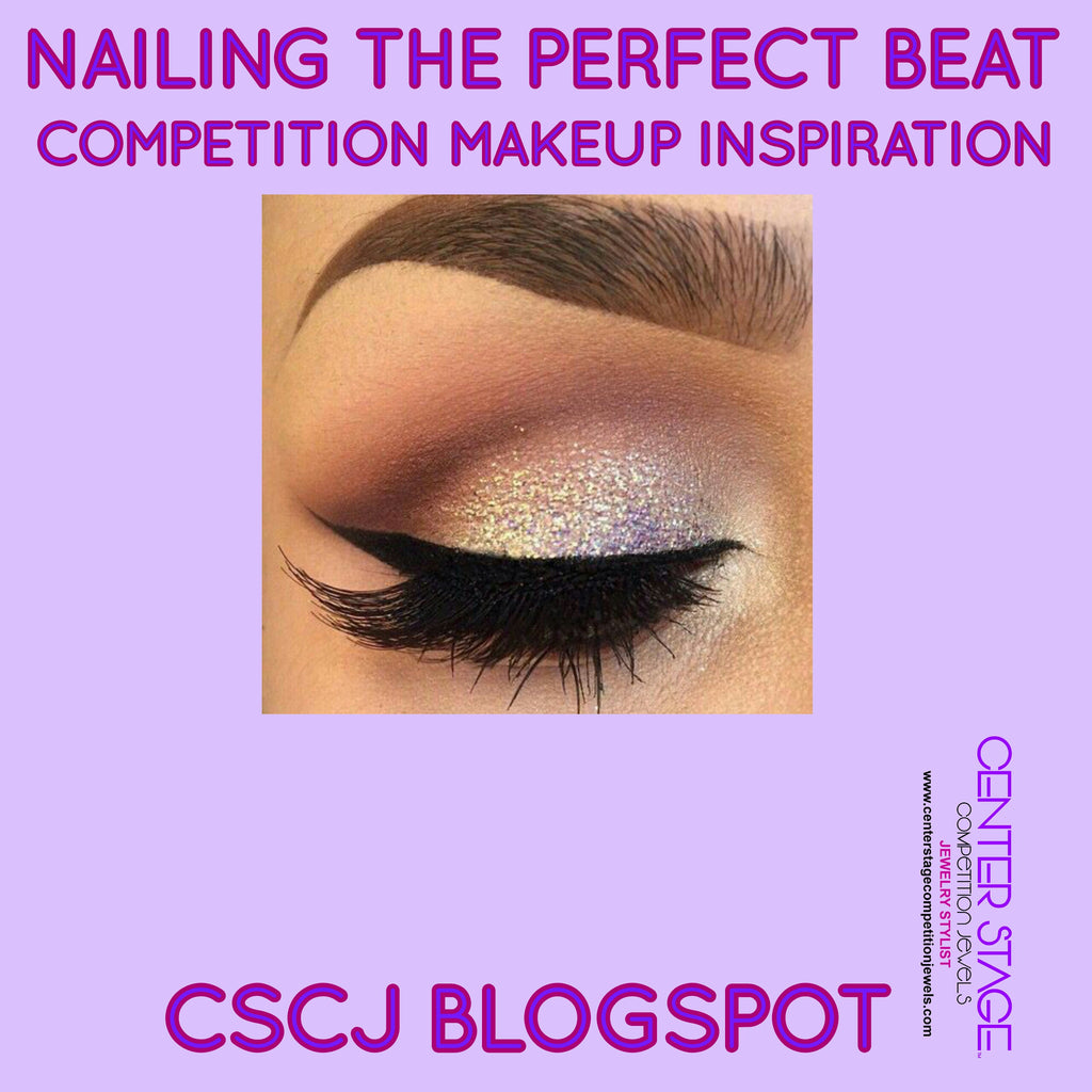 "The Perfect Competition ""Beat"" (COMPETITION MAKEUP INSPIRATION)"