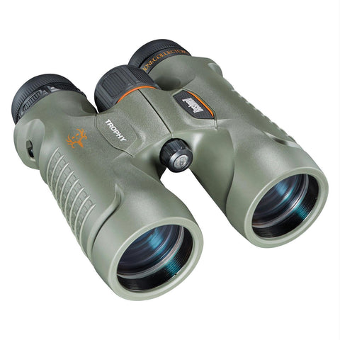 Bushnell Trophy Binocular 10X42 - Bone Collector Green