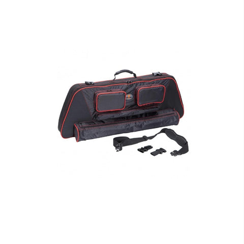 ".30-06 Outdoors 41"" Slinger Bow Case System w-Red Accent"