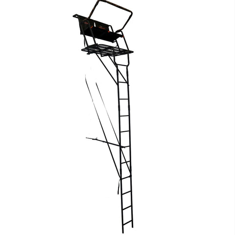 Big Game Spector XT 17 Foot Ladder Treestand