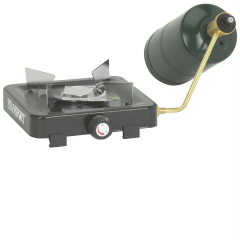 Stansport Single Burner 5000 BTU Propane Stove