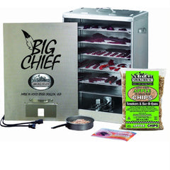 Smokehouse Big Chief Front Load Smoker