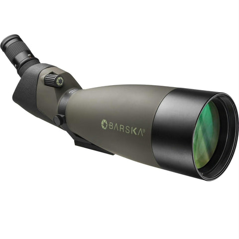 Barska 25-75x100 Blackhawk Spotting Scope With Hard Case