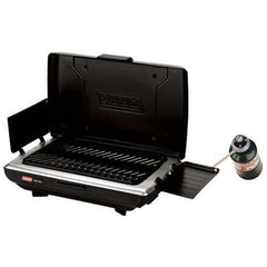 Coleman 1 Burner Portable Grill  Green-Black 2000020930