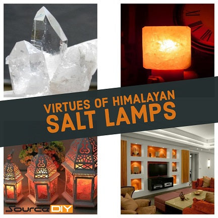 Unbelievable Virtues of Himalayan Salt Lamps That Were Neglected Till Now
