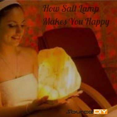 How Salt Lamps Can Make You Happy