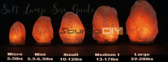 Himalayan Crystal Rock Salt Lamps Room Size Guide For Gaining Maximum Health Benefits