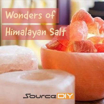 Wonders of Himalayan Salt
