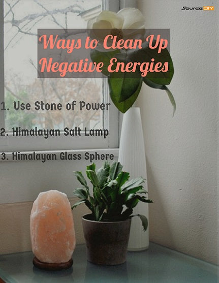 3 Easy Ways to Clean Up the Energies of Your Home