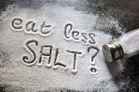 Eat less Salt as it destroys your health