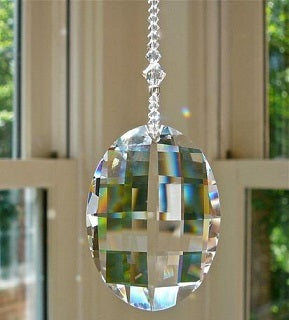 Hang A Glass Sphere In The Window to Cleanup Negative Energies