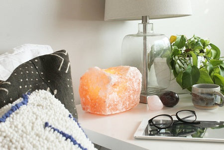Safety Precautions for the Beside Salt Lamp