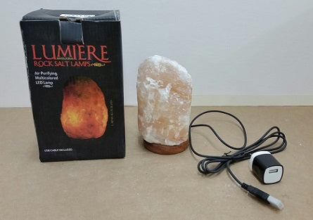 Read the Instructions for Salt Lamp Safety