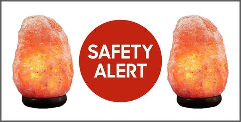 The Reason for Salt Lamp Safety and Recalled